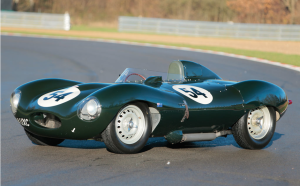 Jaguar D Type 1955