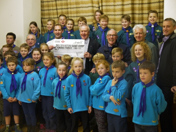 3rd Sparksford Scouts