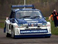 MG Metro (library photo)