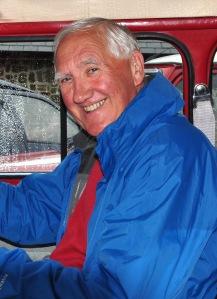Rally Driver Brian Culcheth
